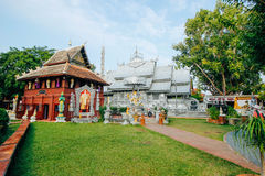 Wat-srisuphan 19 December 2015: Royalty Free Stock Photography