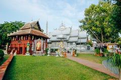 Wat-srisuphan le 19 décembre 2015 : Photographie stock libre de droits