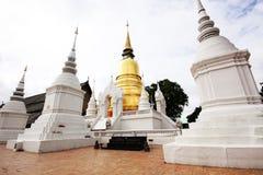 Wat Suan Dok Royalty-vrije Stock Fotografie