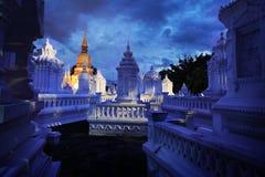 Wat Suan Dok Fotos de Stock Royalty Free