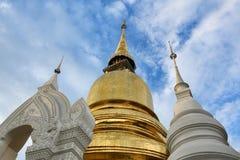 Wat Suan Dok Image libre de droits
