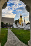 Wat Suan Dok Images libres de droits