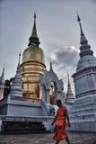 Wat Suan Dok Stock Foto's
