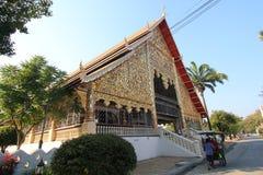 Wat Suan Dok in Chiang Mai Royalty-vrije Stock Foto's