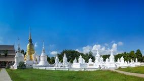 Wat Suan Dok, Chiangmai, Таиланд Стоковые Фото