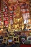 Wat Suan Dok i Chiang Mai Arkivbilder