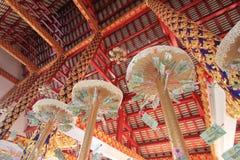 Wat Suan Dok i Chiang Mai Arkivfoto