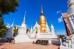 Wat Suan Dok Royalty Free Stock Photo