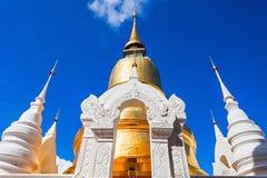 Wat Suan Dok Stock Image