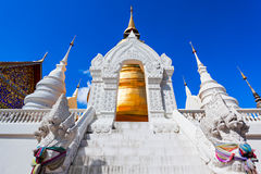 Wat Suan Dok Royalty Free Stock Photography