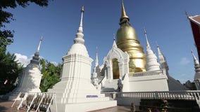 Wat Suan Dok Thai Buddhist Temple Chiang Mai