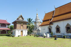 Wat Suan Tan Royalty Free Stock Photography