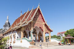 Wat Suan Tan Royalty Free Stock Images