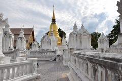 Wat Suandok Imagenes de archivo