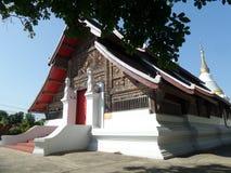 Wat Suchadaram sous le ciel bleu Image libre de droits