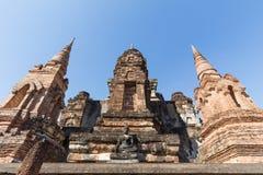 Wat Sukothai,泰国 库存图片