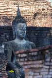 Wat Sukothai,泰国 图库摄影