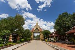 Wat Sukothai, Thaïlande Image libre de droits