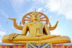 Wat in suratthani Royalty-vrije Stock Foto's