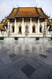 Wat Sutat (Sutat temple), Bangkok, Thailand Royalty Free Stock Photography