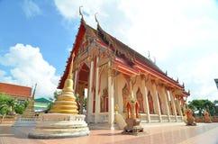 Wat Suthapoch на Бангкоке Стоковые Фото