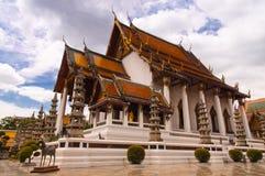 Wat suthat, Μπανγκόκ, Ταϊλάνδη Στοκ Εικόνες