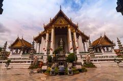 Wat suthat, Μπανγκόκ, Ταϊλάνδη Στοκ Φωτογραφία