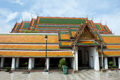 Wat Suthat Stock Photo