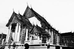 Wat-suthat Immagini Stock