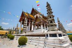 Wat Suthat Arkivbilder