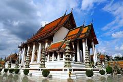 Wat Suthat Royaltyfri Foto