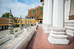 Wat Suthat in Bangkok Stock Photos