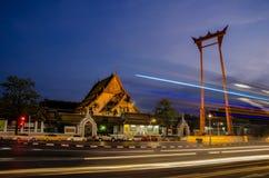 Wat Suthat Bangkok, Thailand Stock Photography