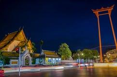 Wat Suthat Bangkok, Thailand Royalty Free Stock Photos