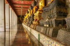 Wat Suthat est point de repère en Thaïlande Images stock