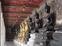 Wat Suthat royal temple in Bangkok Royalty Free Stock Images