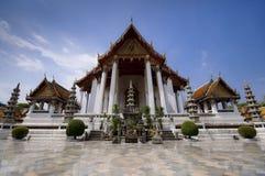 Wat Suthat Thailand Arkivbild