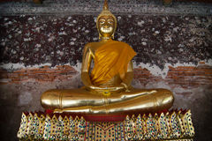 Wat Suthat Thep Wararam Στοκ φωτογραφίες με δικαίωμα ελεύθερης χρήσης
