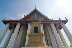 Wat Suthat Thep Wararam Stock Foto's