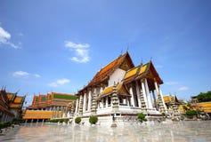 Wat Suthat Thep Wararam Fotos de archivo libres de regalías