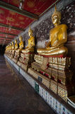 Wat Suthat Thep Wararam Royalty Free Stock Photography