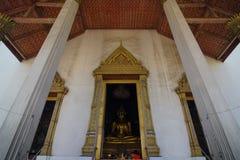 Wat Suthat Thep Wararam. (Thai: วัดสุทัศนเทพวราราม, Thai pronunciation: [wát su.tʰát tʰêːp.wáʔraːraːm]) is a Royalty Free Stock Images