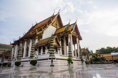 Wat Suthat Thepphawararam Royaltyfria Foton