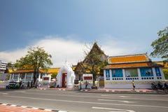 Wat Suthat Thepphawararam Temple photos libres de droits