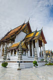 Wat Suthat Thepwararam, Bangkok Royalty Free Stock Photo