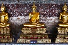 Wat Suthatthepwararam Arkivfoton