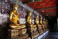Wat Suthatthepwararam Royaltyfria Foton