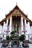 Wat Suthatthepwararam Royaltyfri Bild