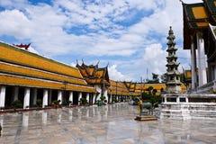 Wat Suthatthepwararam Royaltyfri Foto