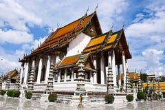 Wat Suthatthepwararam Arkivbilder